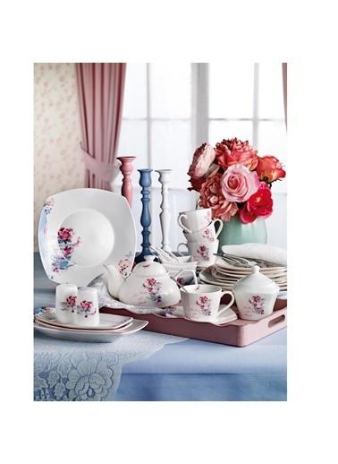 Pierre Cardin Tea Time 6 Kişilik Kahvaltı Takımı Renkli